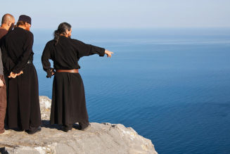 Réponse d'un prêtre au moine orthodoxe
