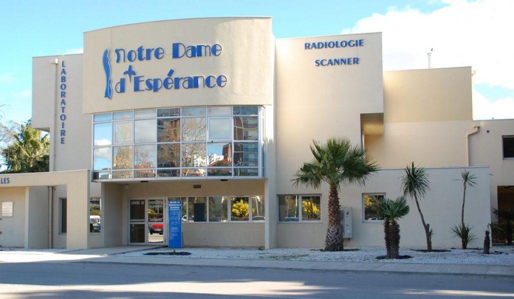Perpignan: la clinique Notre Dame d'Espérance débaptisée