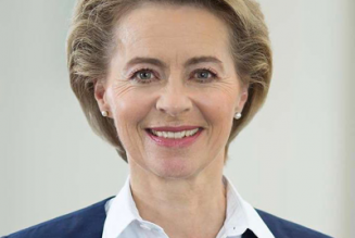 A peine élue, Ursula von der Leyen fait l'apologie de Simone Veil