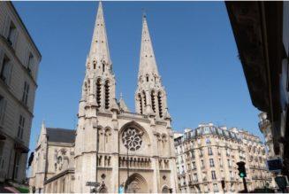 Une église vandalisée par les supporteurs algériens