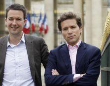 Geoffroy Didier et Guillaume Peltier, pitoyables symboles de cette droite fascinée par la gauche