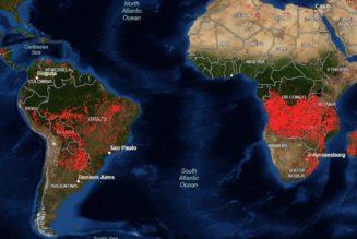 Feux de forêt en Amazonie : un prétexte pour s'en prendre à Jair Bolsonaro
