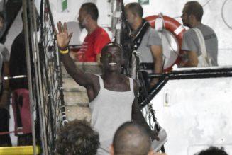Immigrés clandestins : l'invasion continue en Italie avec la complicité de la France