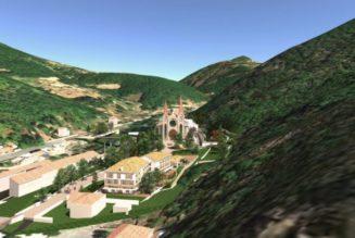 Construction d'un centre spirituel dédié à la Vierge Marie en Ardèche