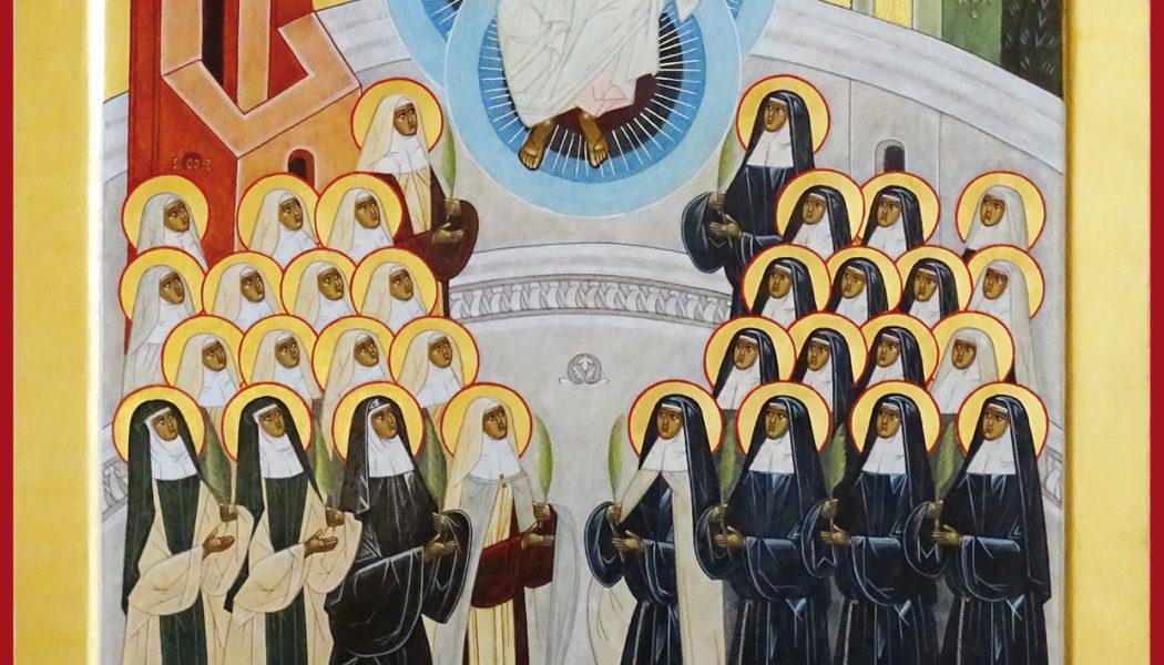 Neuvaine pour la canonisation des martyres d'Orange