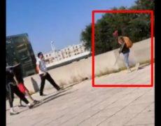 Attaque au couteau à Villeurbanne par un Afghan : un mort et neuf blessés