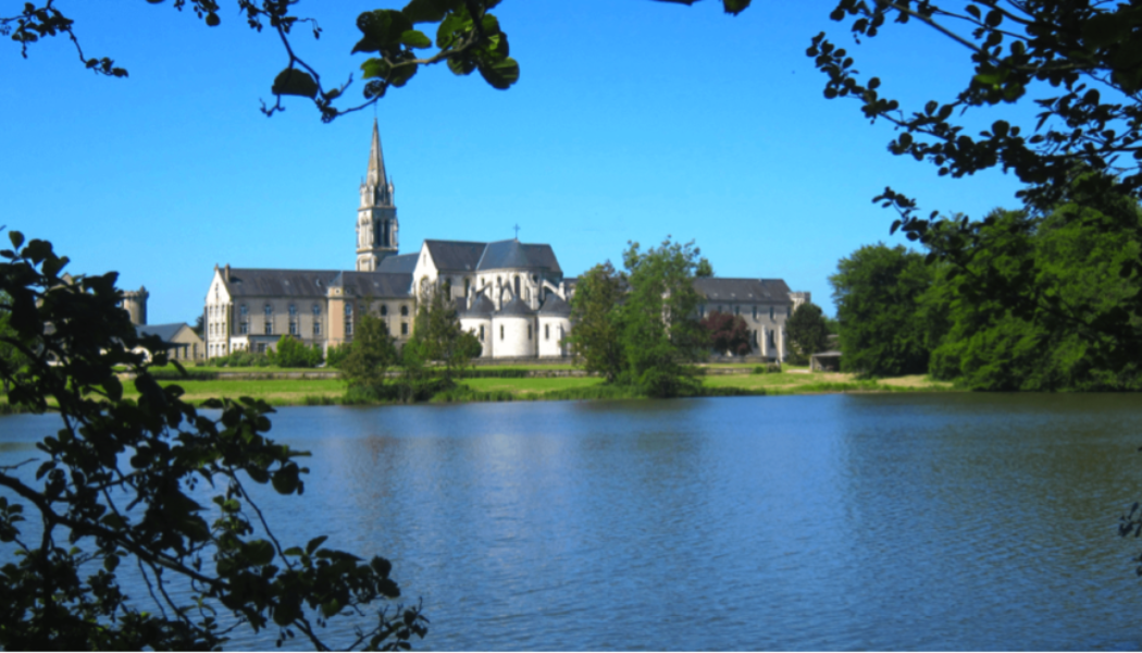 La longue histoire de l'abbaye Notre-Dame de La Trappe de Soligny