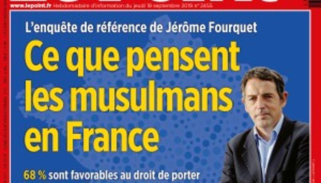 Jérôme Fourquet sera-t-il condamné comme Eric Zemmour ?