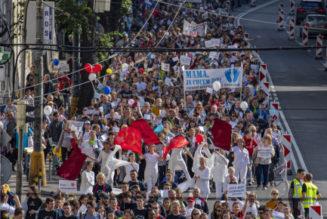 Succès de la Marche pour la vie en Slovaquie