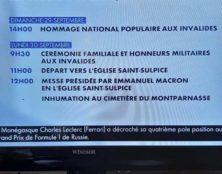 Emmanuel Macron veut-il se faire grand-prêtre ?