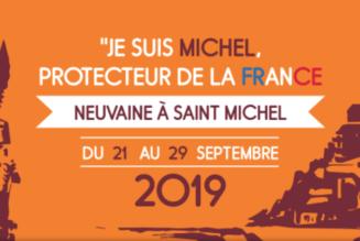 Neuvaine à Saint Michel pour la France