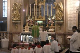 Messes selon la forme extraordinaire en direct