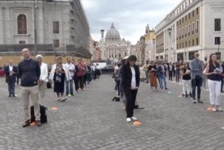 Rome : l'appel aux anges à la veille du synode sur l'Amazonie