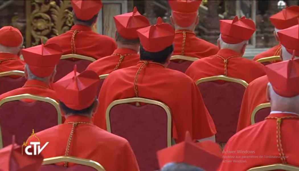 Le Pape nomme 10 nouveaux cardinaux