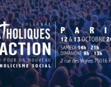Colloque Catholiques en action : sociétal et social, bioéthique et gilets jaunes