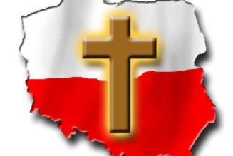 Face à la déferlante culture de mort, les Polonais invoquent la croix glorieuse