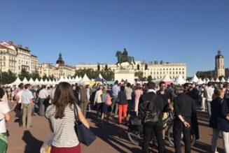1500 personnes à Lyon rassemblées contre l'extension de la PMA