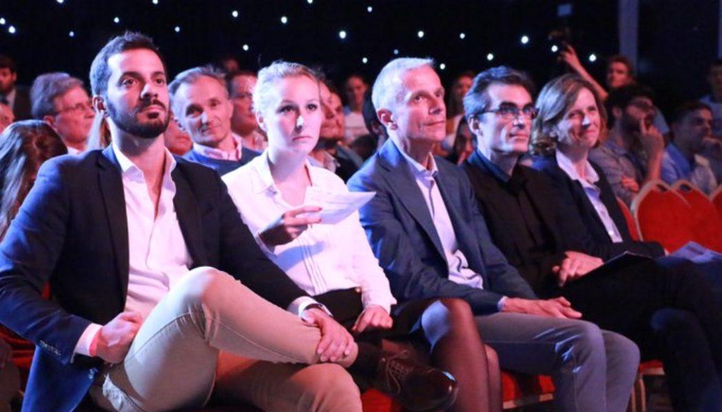 Après la mort de Jacques Chirac, la vraie droite s'affiche en Convention