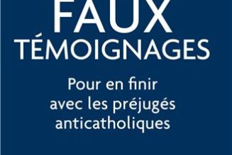"""Protestants et anticatholiques des """"Lumières"""", responsables des légendes noires contre l'Eglise"""