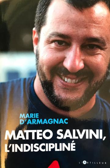 Réinformation sur Matteo Salvini