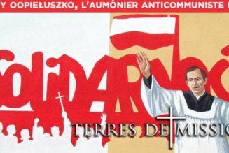 Un film sur la vie du père Popieluzko, aumônier du syndicat polonais Solidarnosc