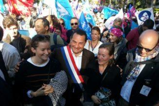Jean-Frédéric Poisson appelle les Français à se mobiliser massivement lors de la manifestation du dimanche 6 octobre