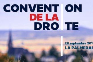 Convention de la droite, avec Eric Zemmour et Marion Maréchal