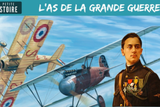 Georges Guynemer,  légende de l'aviation française