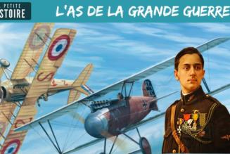 Georges Guynemer,  légende de l'aviation française