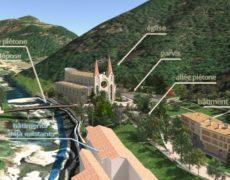 Le projet du site de Notre-Dame des Neiges à Saint-Pierre-de-Colombier en Ardèche