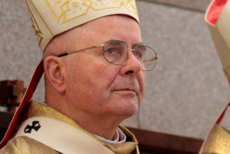 Le nouveau cardinal Sigitas Tamkevičius, résistant au communisme
