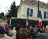 Inauguration de la rue Marcel Bigeard à Dreux