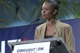 Candace Owens à la Convention de la droite : nous sommes au milieu d'une guerre pour l'âme de nos nations