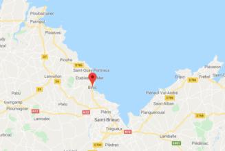 80 tombes profanées près de Saint-Brieuc