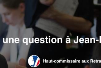 Posez une question à Jean-Paul Delevoye, celui qui met 740 000 pétitions à la poubelle