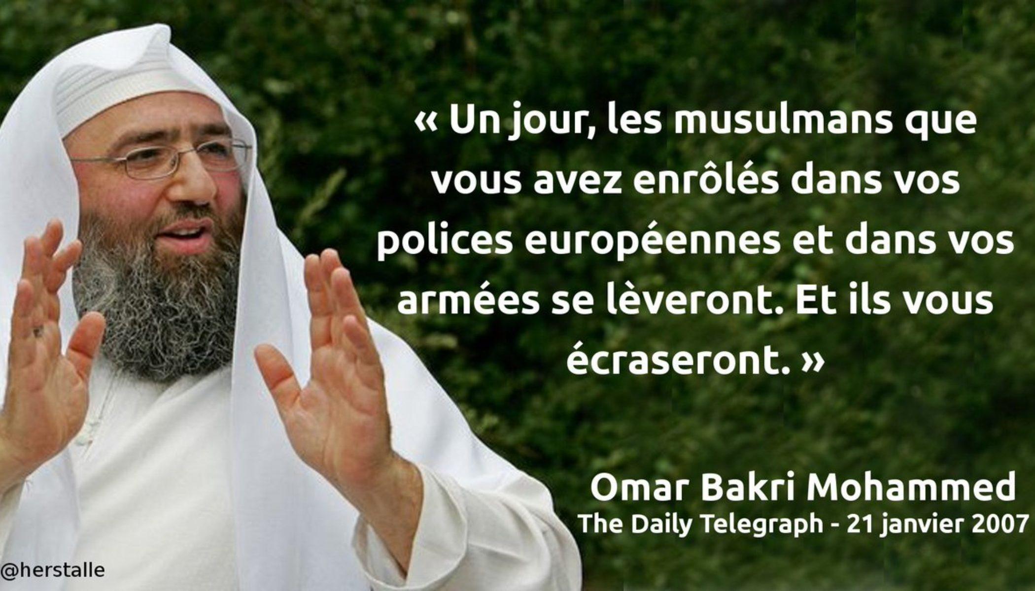 Un converti à l'islam, travaillant à la direction du renseignement ...
