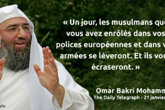 Un converti à l'islam, travaillant à la direction du renseignement, assassine 4 policiers au sein de la préfecture de police de Paris