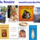 Mois d'octobre, mois du Rosaire avec Livres en Famille – adultes et enfants