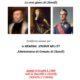 19 octobre : Montmorency, Condé et Aumale : les 3 géants de Chantilly
