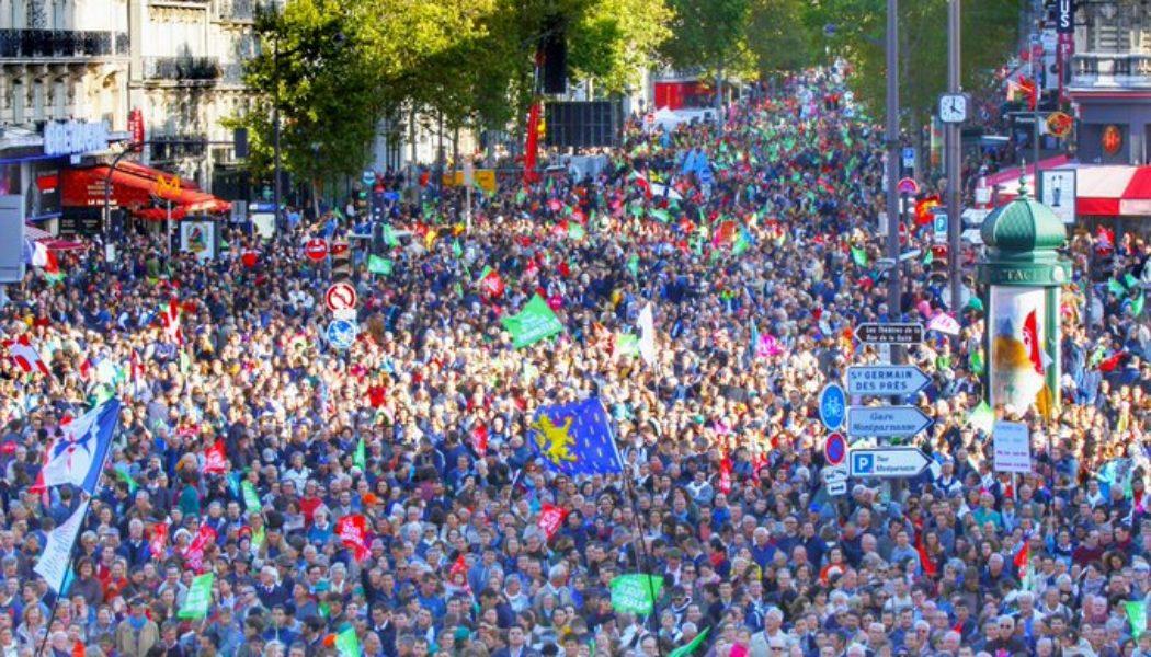 Marchons Enfants réclame un moratoire sur le projet de loi bioéthique et annonce plusieurs actions