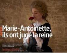 Docu-fiction sur le procès truqué de Marie-Antoinette