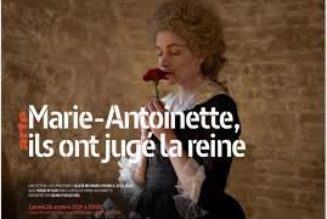 Rediffusion du film sur Marie-Antoinette