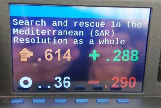 Le Parlement européen met un frein à l'immigration