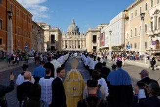 Pendant ce temps, à Rome
