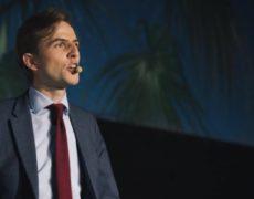 Erik Tègner, partisan et symbole de la volonté d'une alliance LR-RN bientôt exclu de LR ?