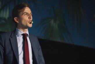 François-Xavier Bellamy soutient Erik Tegnér