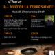 23 novembre : 8ème nuit de la Terre Sainte