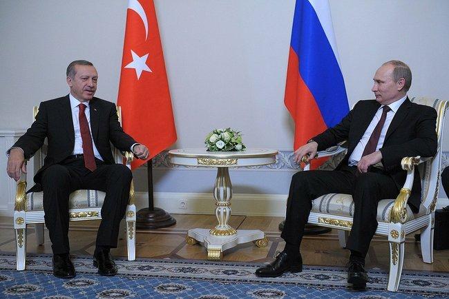 L'accord gagnant de Poutine avec Erdoğan sur la Syrie
