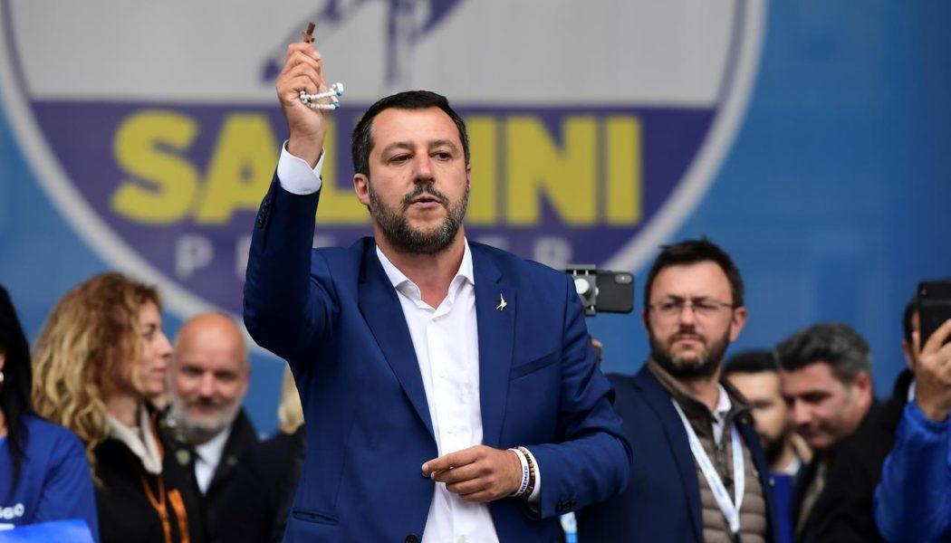 Salvini est désormais le leader incontesté de la coalition des droites italiennes