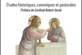 Cardinal Sarah : Ce serait du gnosticisme que de penser pouvoir détacher la foi des signes extérieurs sensibles